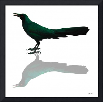 Grackle Green