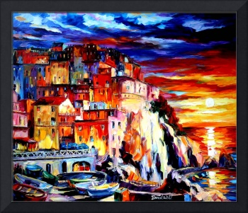 Manarola Sunset