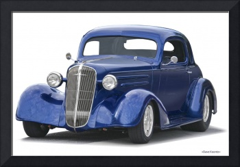 1936 Chevrolet Business Coupe I