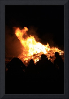 North Beach Bonfire 16