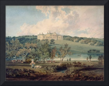 Harewood House from the South