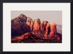 Hazy Sedona Morning by Jacque Alameddine