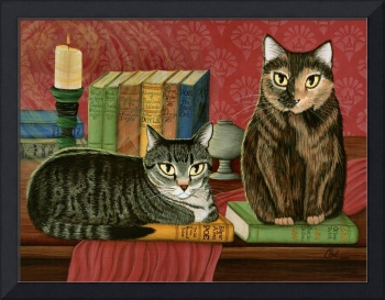 Classic Literary Cats