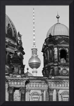 TV-Tower and Berlin Dome III