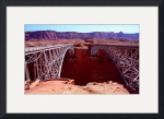 Twin Navajo Bridges by Jacque Alameddine