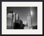 Black and White City by Mark Cullen