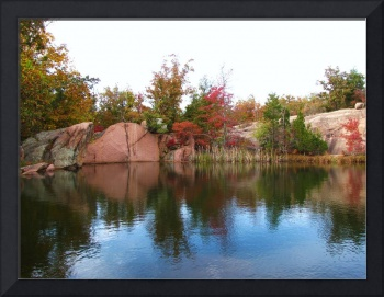 Fall Splendor at Elephant Rocks