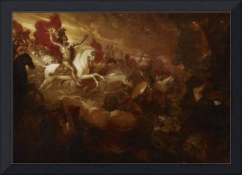 Destruction of the Beast and the False Prophet, 18