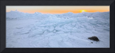 Ice Pack Pastel Sunset
