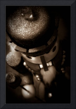 Portrait of A Nutcracker - No. 3