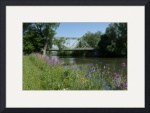 Spring on the Erie Canal by D. Brent Walton