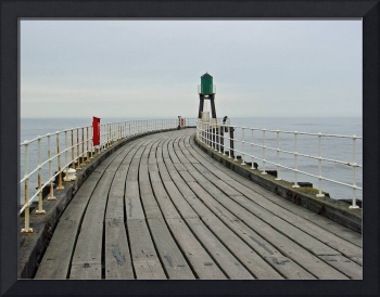 West Pier and Beacon  (15611-RDA)