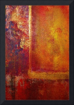 Philip Bowman Color Fields Abstract Painting