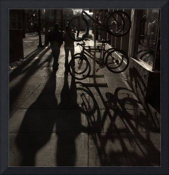 Bike Shop shadows
