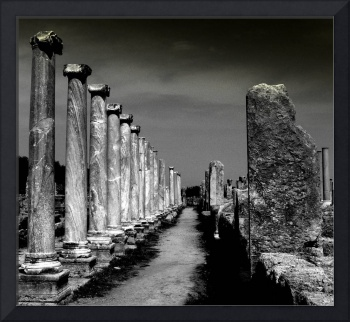 The Columns Of Perge
