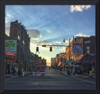 Beale Street - Memphis Tennessee
