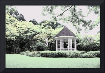 Digital Infra Red Botanic Garden Singapore