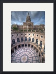 Texas State Capitol, Austin (portrait) by Dave Wilson