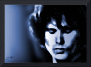 Jim Morrison, The Doors - fine art giclee print