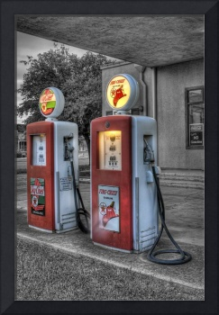 Old Station- Texaco