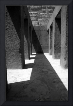 Colonnade of Shade