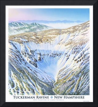 Tuckerman Revine, New Hampshire