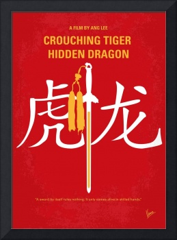 No334 My Crouching Tiger Hidden Dragon minimal mov