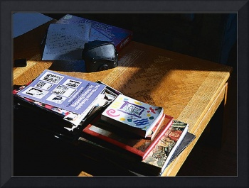 Sunlight on Coffee Table