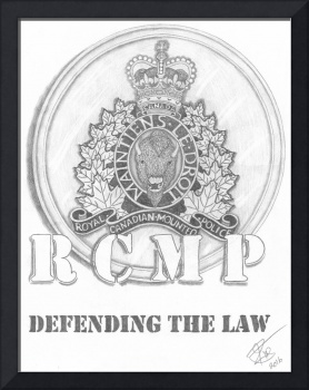 RCMP Tribute Coin