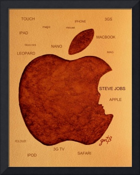 Think Different Steve Jobs digital art