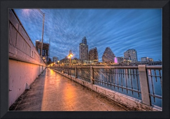 South 1st Street Bridge - Austin, Texas