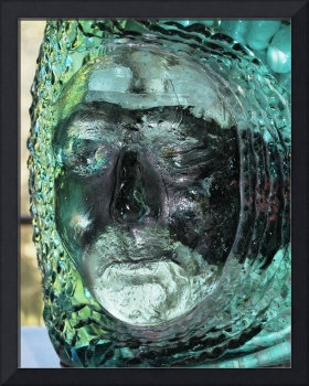 Face in the Glass