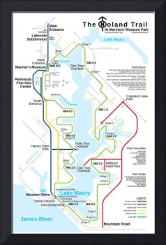 Noland Trail Transit Map