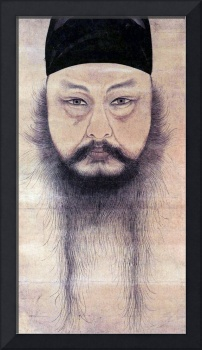 Yun Du-seo Self Portrait