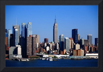 New York City Skyline 2012
