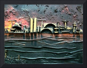 Industrial Port-part 2 by rafi talby
