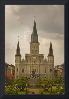 St. Louis Cathedral (Jackson Square, NO)