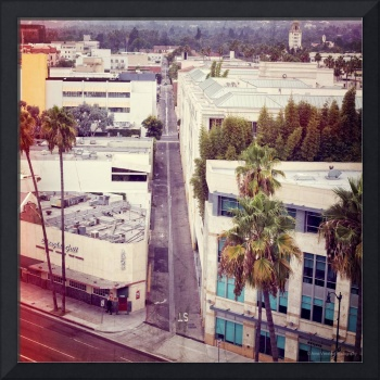los angeles. beverly hills.