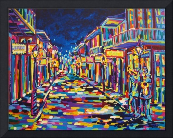 Jazz on Bourbon Street