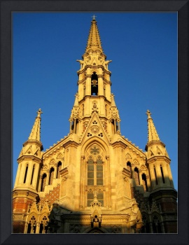 Golden Steeple