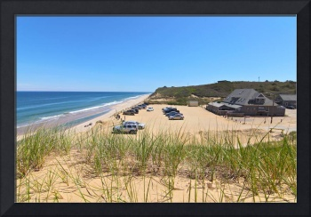 The Beachcomber & Cahoon Hollow