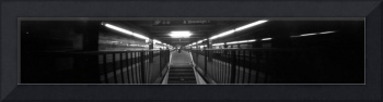 New York Subway -  early afternoon
