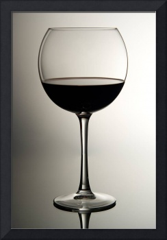 One Glass Red Wine