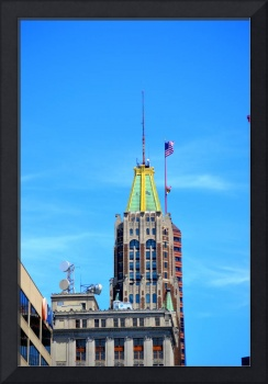 Bank of America Building, Baltimore, Maryland