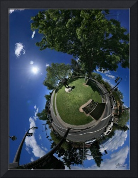 Cotati Park Stereographic - Reworked