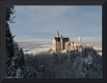 Neuchwanstein in Winter