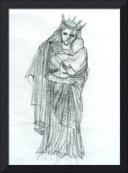 Religious - Mother and child