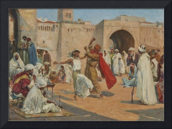 George Edward Robertson 1864 - 1964 IN THE MEDINA
