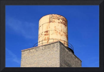 Rusty Watertower