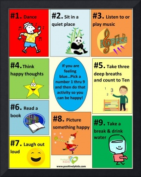 9 Strategies to Happiness
